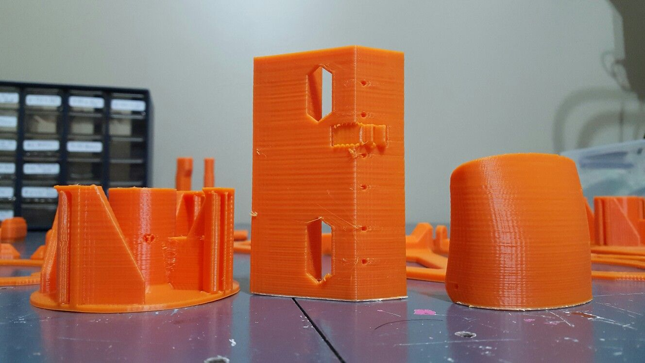 Petg-yellow-2.85mm-1100g To Win Warm Praise From Customers 3d Printer Consumables 3d Printers & Supplies Extrudr