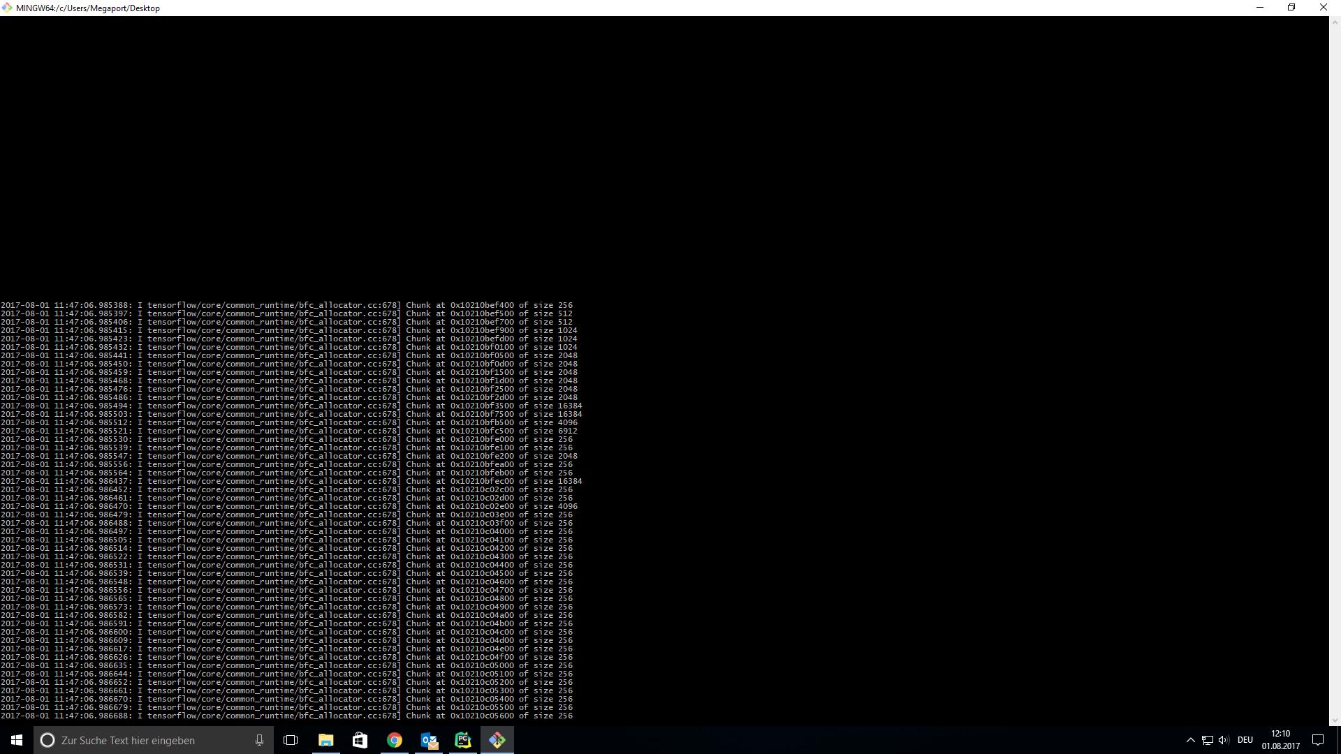 IRC log for #debian on 20170801